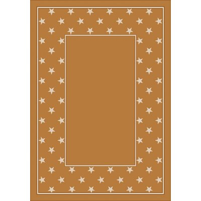 Design Center Atlantic Lucky Stars Area Rug Rug Size: Rectangle 109 x 132