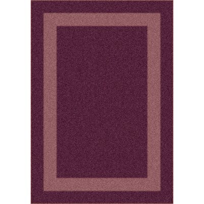Modern Times Bailey Vineyard Area Rug Rug Size: Oval 54 x 78