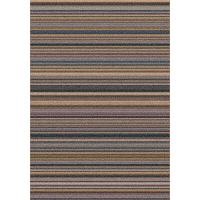 Modern Times Canyon Medieval Gray Area Rug Rug Size: Rectangle 78 x 109