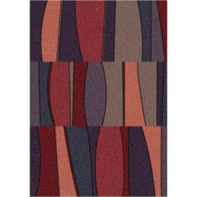 Modern Times Sinclair Vienna Area Rug Rug Size: Rectangle 21 x 78
