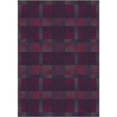 Modern Times Aura Vineyard Area Rug Rug Size: Rectangle 78 x 109