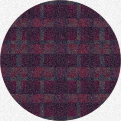 Modern Times Aura Vineyard Area Rug Rug Size: Round 77