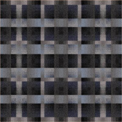 Modern Times Aura Charcoal Area Rug Rug Size: Square 77