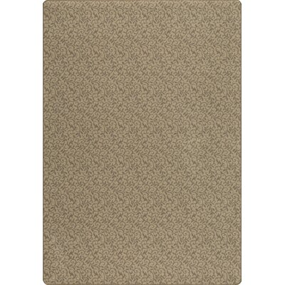 Imagine Clove Area Rug Rug Size: 78 x 109