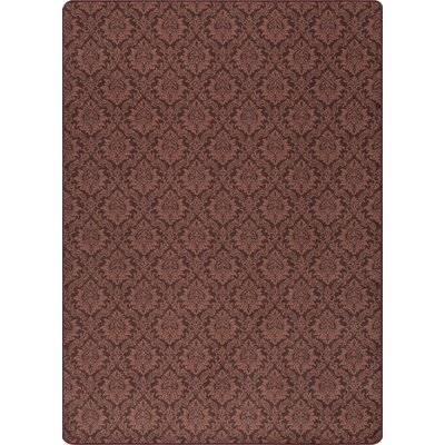 Imagine Cabernet Area Rug Rug Size: 54 x 78