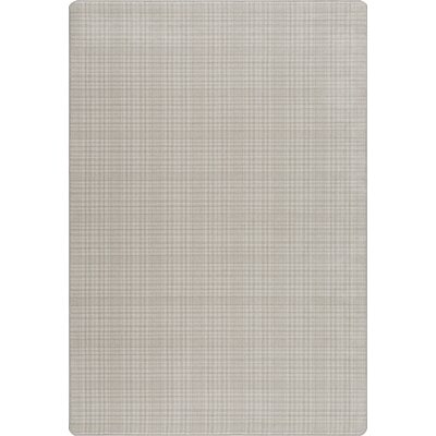 Imagine Quiet Taupe Area Rug Rug Size: Rectangle 5'4