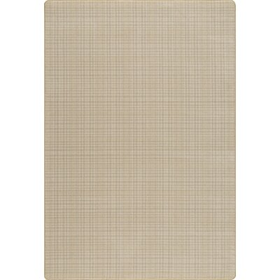 Imagine Parchment Area Rug Rug Size: 54 x 78
