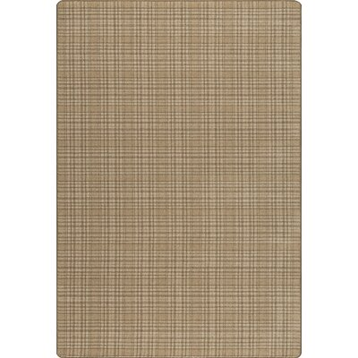 Imagine Autumn Oak Area Rug Rug Size: 54 x 78