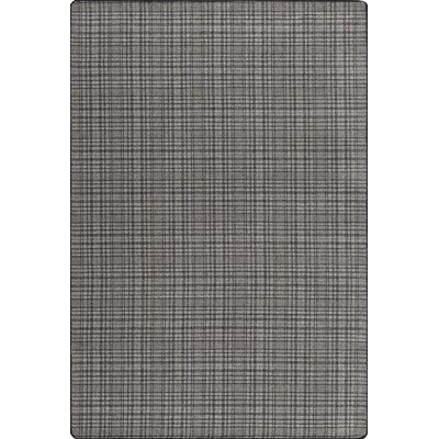 Imagine Inkwell Area Rug Rug Size: Rectangle 78 x 109