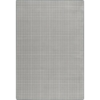 Imagine Gray Area Rug Rug Size: Rectangle 28 x 310