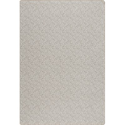 Imagine Birch Gray Area Rug Rug Size: Rectangle 78 x 109