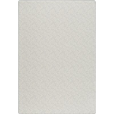 Imagine Sky Pearl Area Rug Rug Size: Rectangle 78 x 109