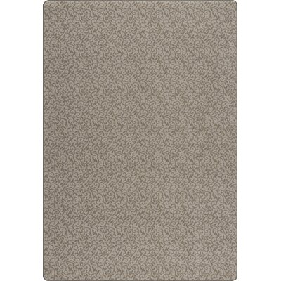 Imagine Silver Ash Area Rug Rug Size: 54 x 78