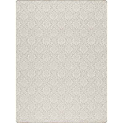 Imagine Cream Area Rug Rug Size: Rectangle 78 x 109