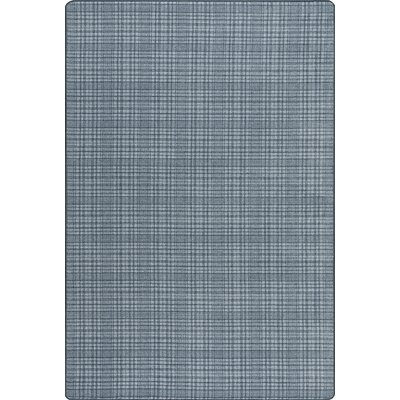 Imagine Denim Area Rug Rug Size: 54 x 78