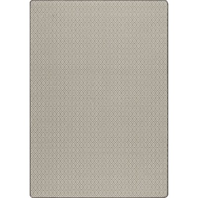 Imagine Stone Area Rug Rug Size: 78 x 109
