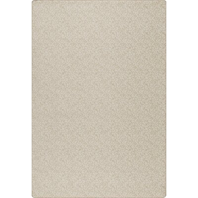 Imagine Beige Area Rug Rug Size: Rectangle 28 x 310