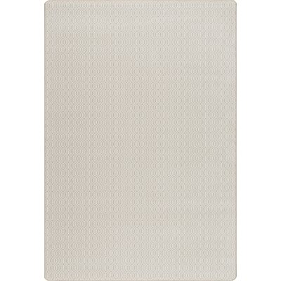 Imagine Raw Umber Area Rug Rug Size: 54 x 78