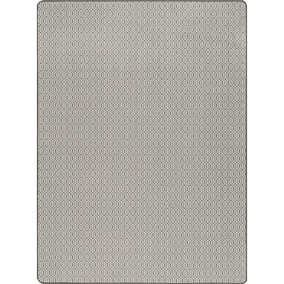 Imagine Pewter Area Rug Rug Size: Rectangle 54 x 78