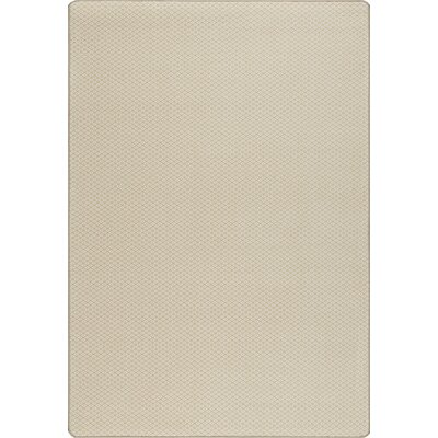 Imagine Arabian Sand Area Rug Rug Size: Rectangle 54 x 78