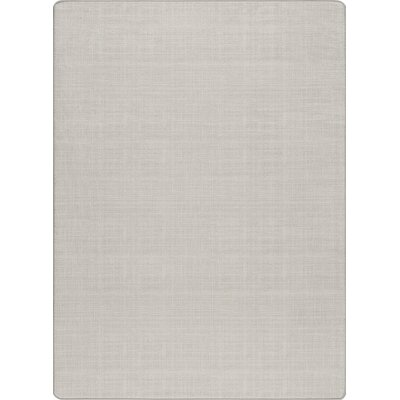 Imagine Dove Area Rug Rug Size: 78 x 109