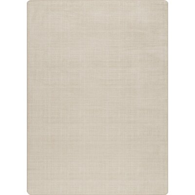 Imagine Muslin Area Rug Rug Size: Rectangle 78 x 109