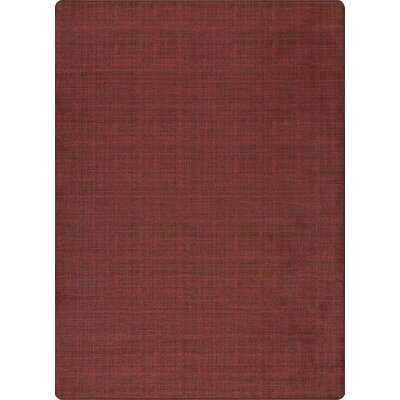 Imagine Scarlet Area Rug Rug Size: Rectangle 310 x 54