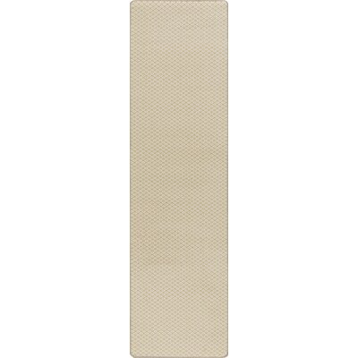 Imagine Arabian Sand Area Rug Rug Size: Runner 21 x 78