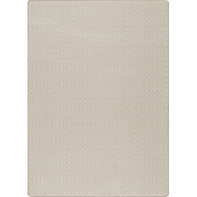 Imagine Clay Area Rug Rug Size: 5'4
