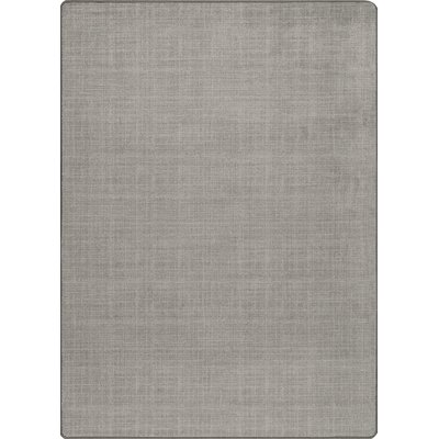 Imagine Urban Gray Area Rug Rug Size: 54 x 78