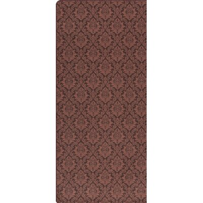 Imagine Cabernet Area Rug Rug Size: Runner 21 x 78