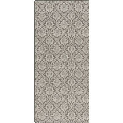 Imagine Charcoal Area Rug Rug Size: Runner 21 x 78