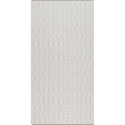 Imagine Mist Gray Area Rug Rug Size: Runner 21 x 78