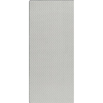 Imagine Gray Area Rug Rug Size: Runner 2'1
