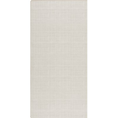Imagine Warm Silver Area Rug Rug Size: Runner 21 x 78