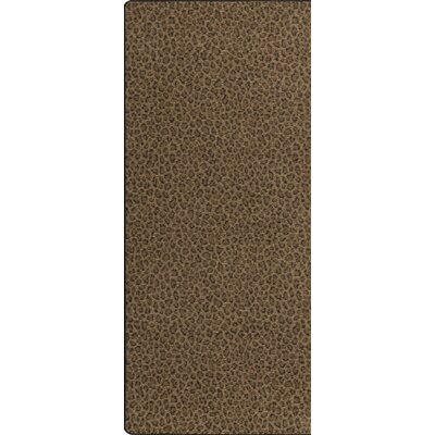 Imagine Brown Area Rug Rug Size: Runner 2'1
