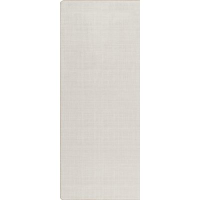 Imagine Alabaster Area Rug Rug Size: Runner 21 x 78