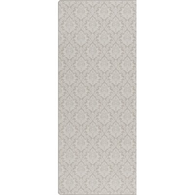 Imagine Parisian Taupe Area Rug Rug Size: Runner 21 x 78