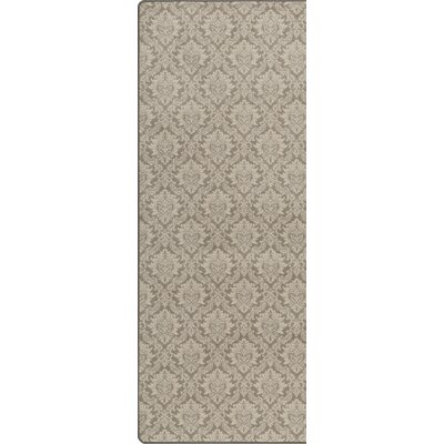 Imagine Antique Khaki Area Rug Rug Size: Runner 21 x 78