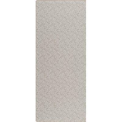 Imagine Birch Gray Area Rug Rug Size: Runner 21 x 78
