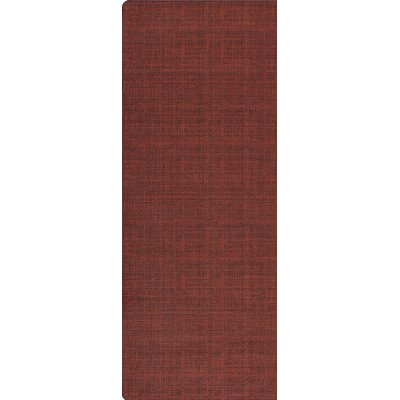 Imagine Scarlet Area Rug Rug Size: Runner 21 x 78