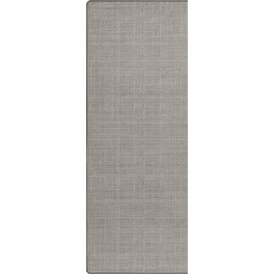Imagine Urban Gray Area Rug Rug Size: Runner 21 x 78