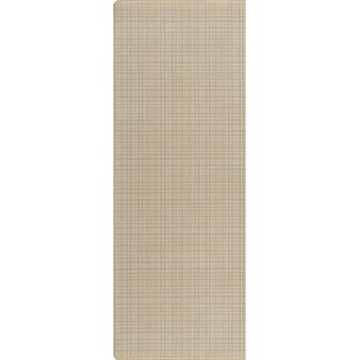 Imagine Parchment Area Rug Rug Size: Runner 21 x 78