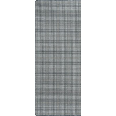 Imagine Federal Blue Area Rug Rug Size: Runner 21 x 78