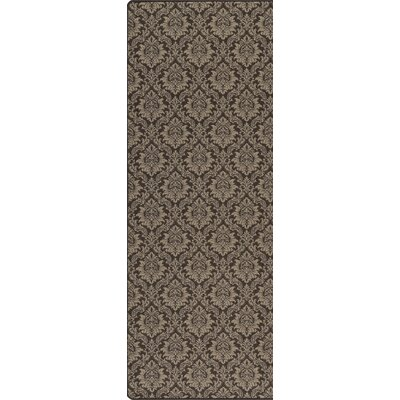 Imagine Truffle Area Rug Rug Size: Runner 21 x 78