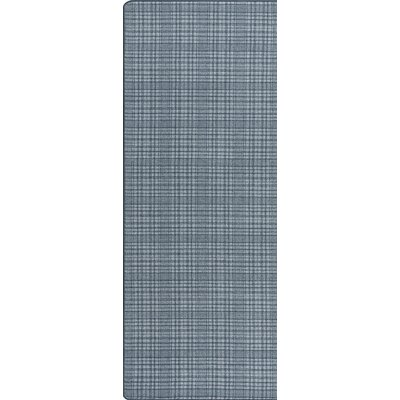 Imagine Denim Area Rug Rug Size: Runner 21 x 78