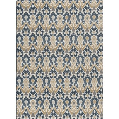 Imagin Blue/Beige Area Rug