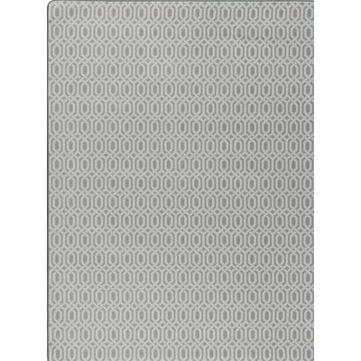 Imagine Gray Fog Area Rug Rug Size: 28 x 310