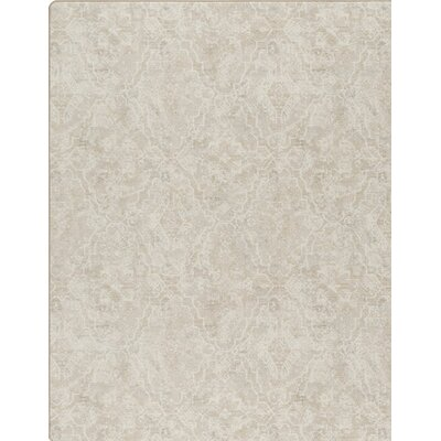 Imagine Gray/Green Area Rug Rug Size: Rectangle 54 x 78