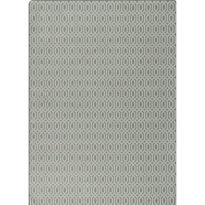 Imagine Green Area Rug Rug Size: Rectangle 28 x 310